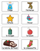French Christmas Activity - French Christmas BINGO Game