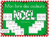 French Christmas Colour (Color) Flip Book