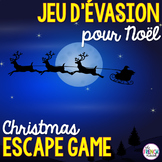 French Christmas Escape Games