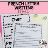 French Christmas Letter Writing / Écrire des lettres pour Noël