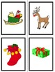 French Christmas-Noël Vocabulary Flashcards and Fun Activities