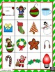 (French) Christmas – Noël – LOTO (Bingo) Game