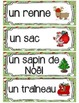 French Christmas Package and Vocabulary (Activités de Noël et vocabulaire)
