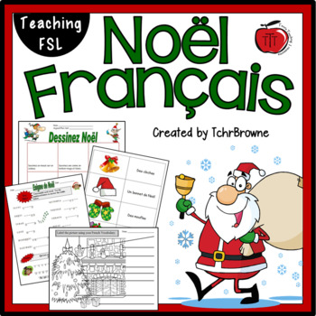 how to say christmas in french