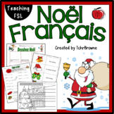 French Christmas ( Noel ) Worksheets and Activities