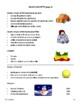 French - Christmas Writing Activity (Elf's Cover Letter and Résumé)