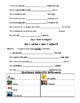 French Class Adjective Agreement Notes