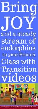 6 French Class Hack #1 La Classe Va Commencer CI  TPRS  TCI  90% Target Language