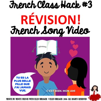 French Class Hack #3 Révision! CI TPRS TCI 90% Target Language