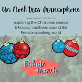 French Class Project   HOLIDAY