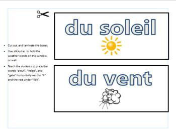 French Classroom Activities Bundle