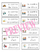 FRENCH Classroom Center Labels (Kindergarten and Primary Centers)