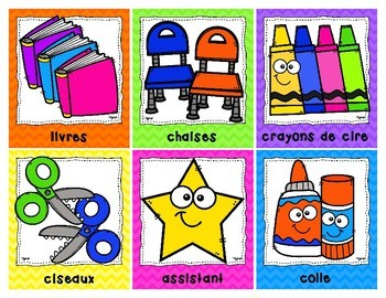 French Classroom Jobs