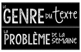 French Classroom Labels Titres