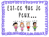 French Classroom Posters - Common Questions