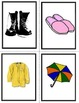 French Clothing-Les Vêtements Vocabulary Flashcards and Fun Activities