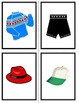 French Clothing-Les Vêtements Vocabulary Flashcards and Fu