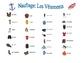 French Clothing Speaking/Writing  Activity (Naufrage)