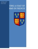 French Coat of Arms/ Getting to Know You Activity