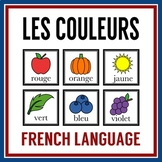 French Color Printables (PDF and PNG)