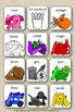 French Colors Posters in 2 Sizes, les couleurs, French Color Words,  SPS