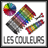 French Colors Printables (High Resolution)