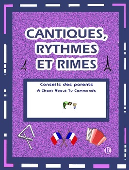 French Commands - French rap-like Musical Chant with exercises and Mp3