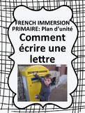 French: Comment écrire une lettre, Unité de langage, Frenc