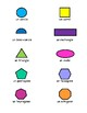 French Communication Bundles - Colours and Shapes
