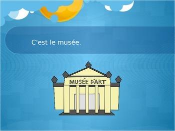 French Community Vocabulary
