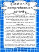 French Comprehension Activity - Questions