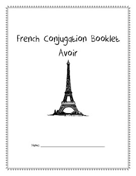 French Conjugation - Avoir