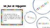 French Conjugation Games