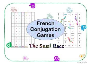 French Conjugation Games Conjugaison Français Jeux
