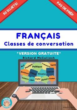 French - Conversation Classes (version gratuite)