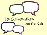 French Conversation Dialogue Ideas