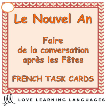 french new year task cards le nouvel an aprs les ftes