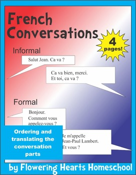 French Conversations : Formal and Informal