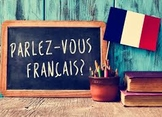 French Crash Course for Beginning of Year (AVOIR, ETRE, LE