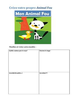 French Crazy Animal Project