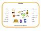 French Crepe Day Vocabulary - Vocabulaire anglais Chandeleur