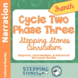 French Cycle Two Phase Three Stepping Stones Curriculum PA