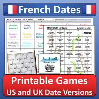 French Quelle est la Date Games