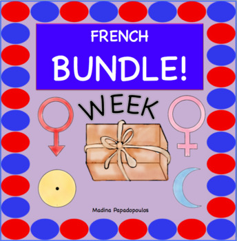French Week BUNDLE
