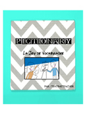 *FREE* French Pictionary Vocabulary Game
