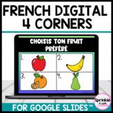 French Digital 4 Corners