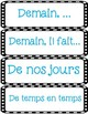 French Discussion Prompts