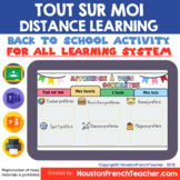 French Distance Learning - RENTREE SCOLAIRE (French back t