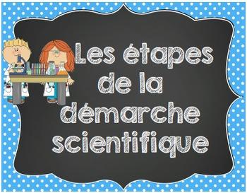 FRENCH/ Démarche Scientifique et Journal de bord