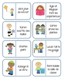 French Dominos - reading comprehension